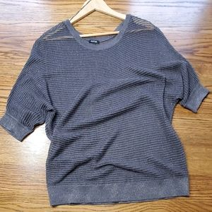 Steel gray sweater Apt ⁹